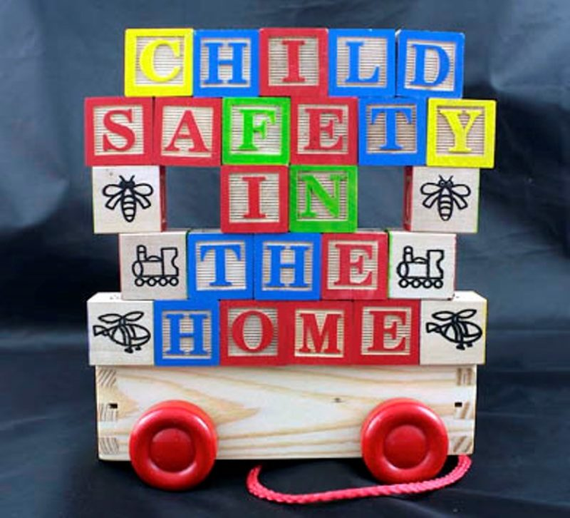 Keeping Homes Safe For Young Children Highway 108 Fire Safe Council